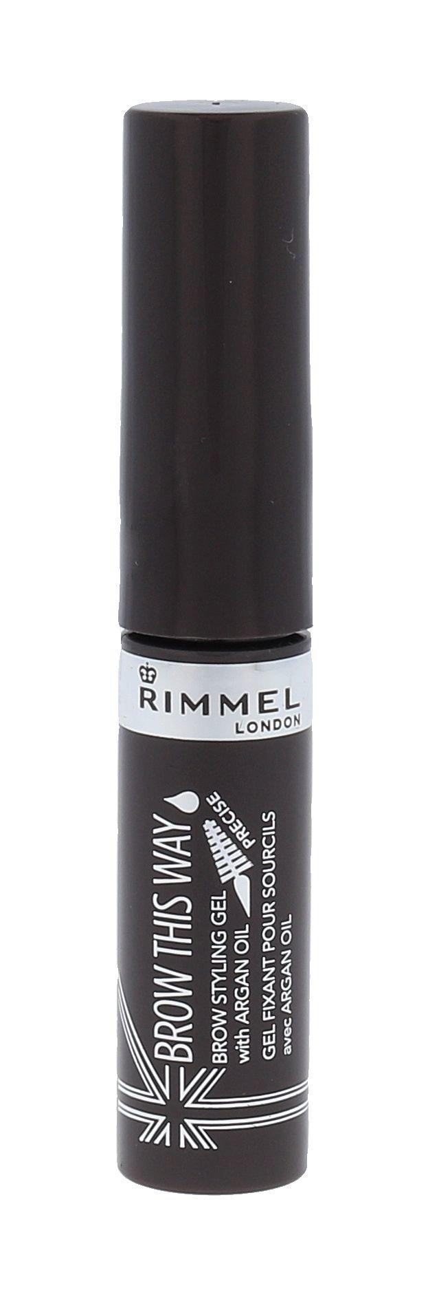 Rimmel London Brow This Way Cosmetic 5ml 003 Dark Brown