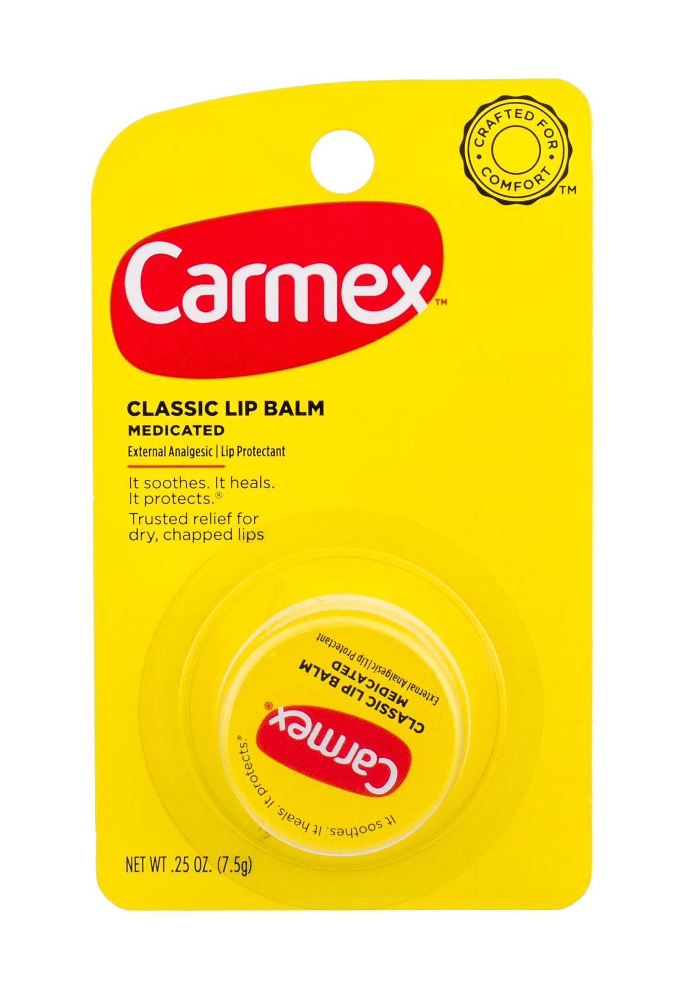 Carmex Classic Cosmetic 7,5ml  Medicated