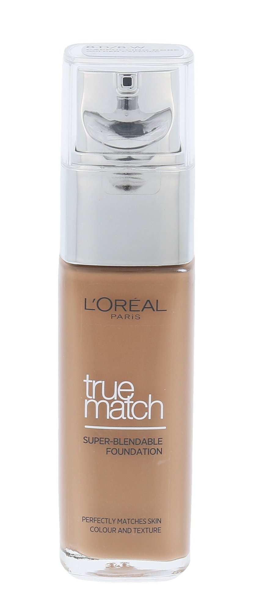 L´Oréal Paris True Match Cosmetic 30ml D8-W8 Golden Cappucc