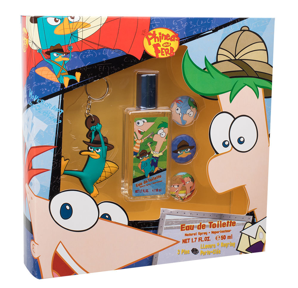 Disney Phineas and Ferb EDT 50ml