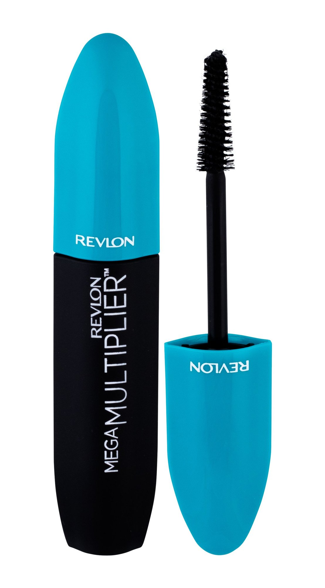 Revlon Mega Multiplier Cosmetic 8,5ml 801 Blackest Black
