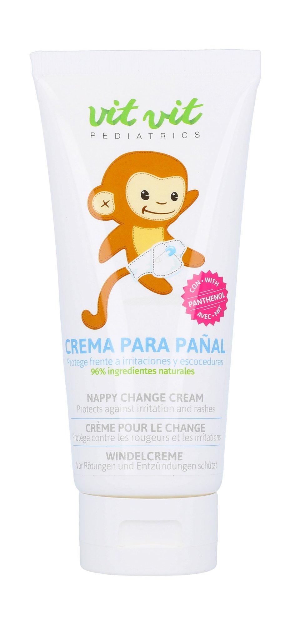Diet Esthetic Vit Vit Pediatrics Nappy Change Cream Cosmetic 100ml