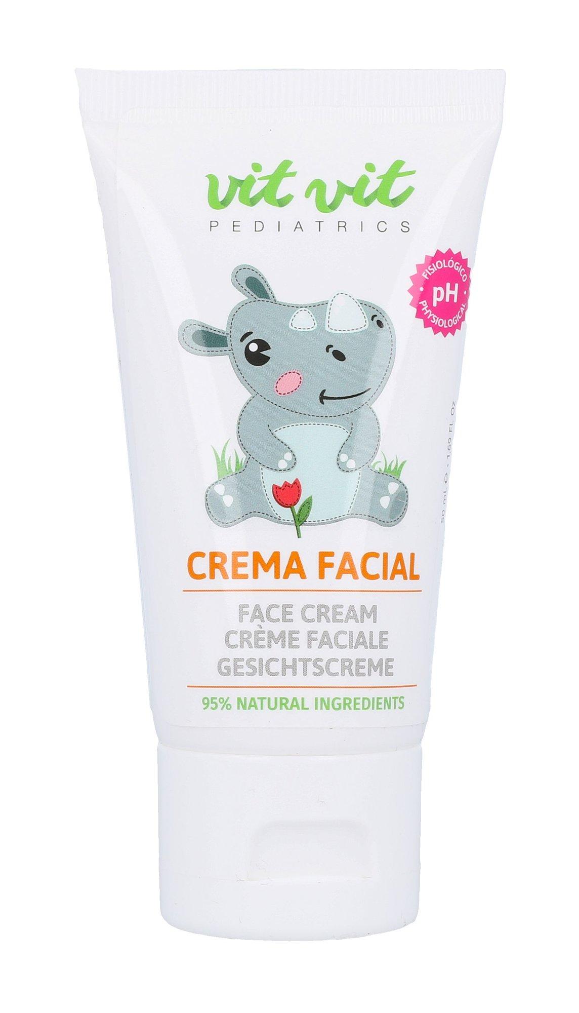 Diet Esthetic Vit Vit Pediatrics Face Cream Cosmetic 50ml