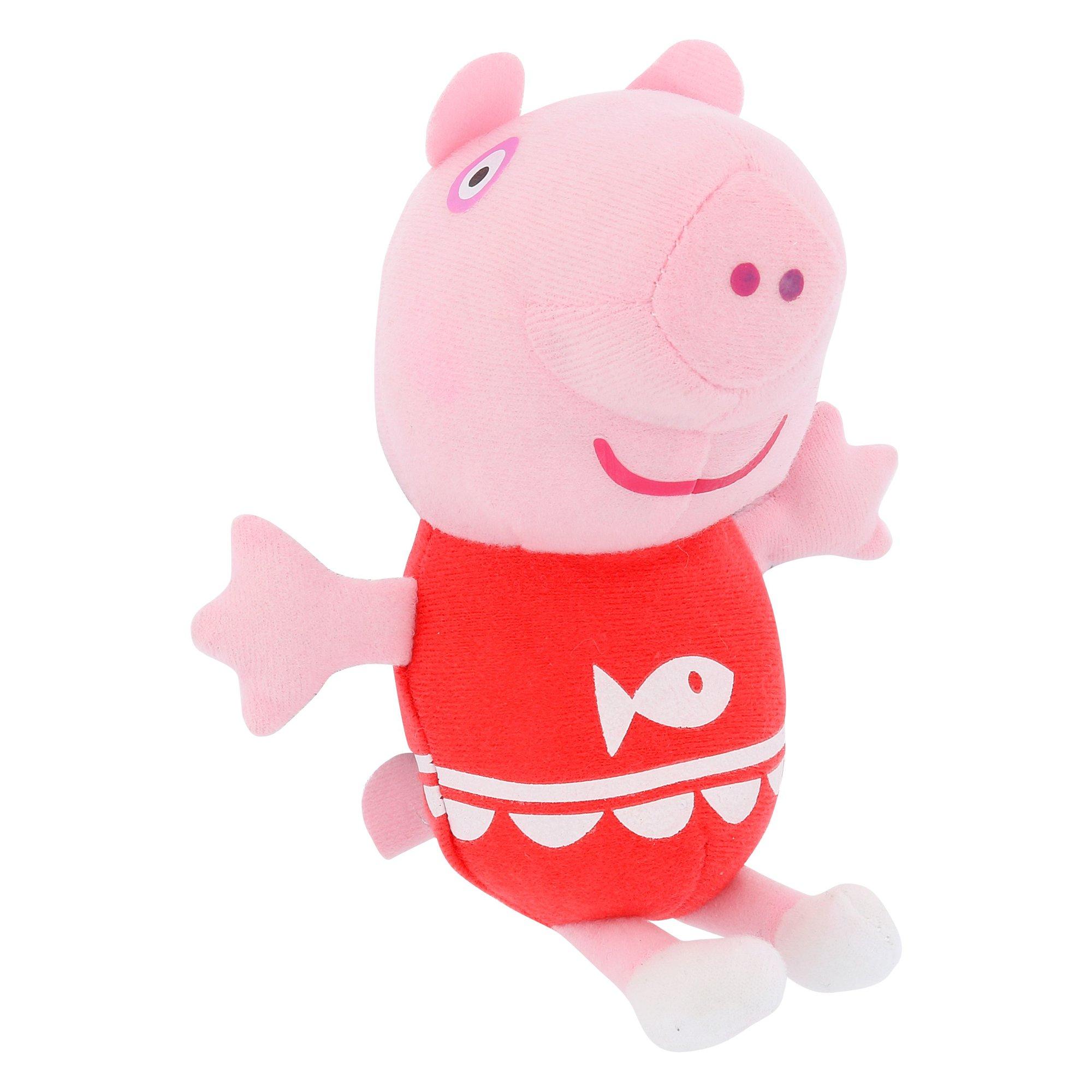 Peppa Pig 3D Bath Sponge Peppa Cosmetic 1ks