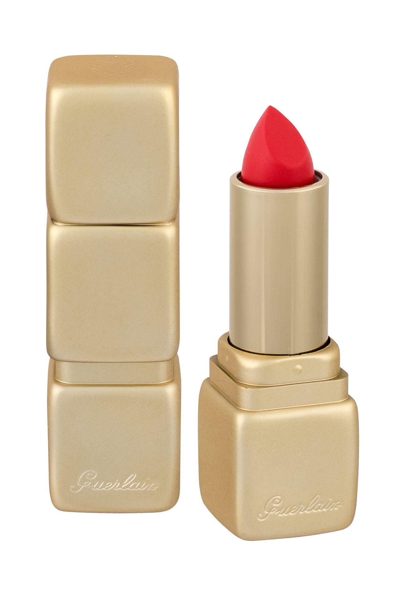 Guerlain KissKiss Lipstick 3,5ml M347 Zesty Orange