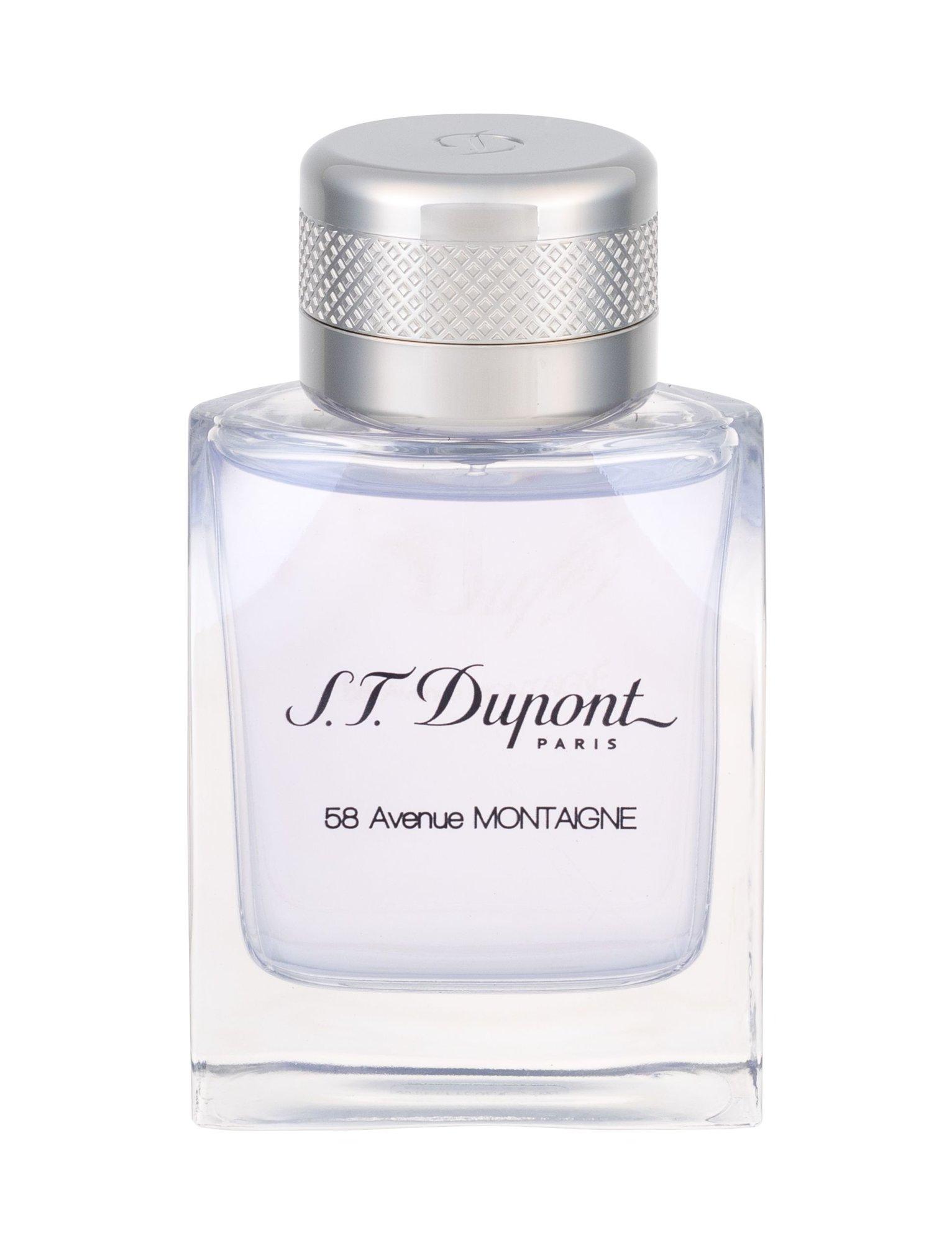 S.T. Dupont 58 Avenue Montaigne Pour Homme Eau de Toilette 50ml