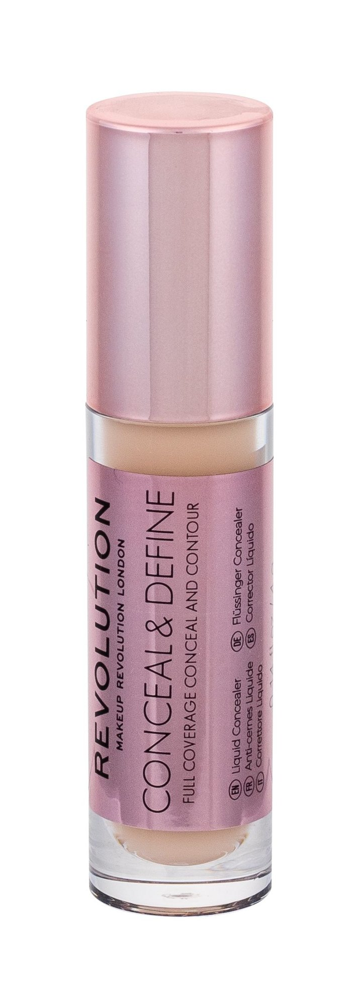 Makeup Revolution London Conceal & Define Corrector 4ml C6