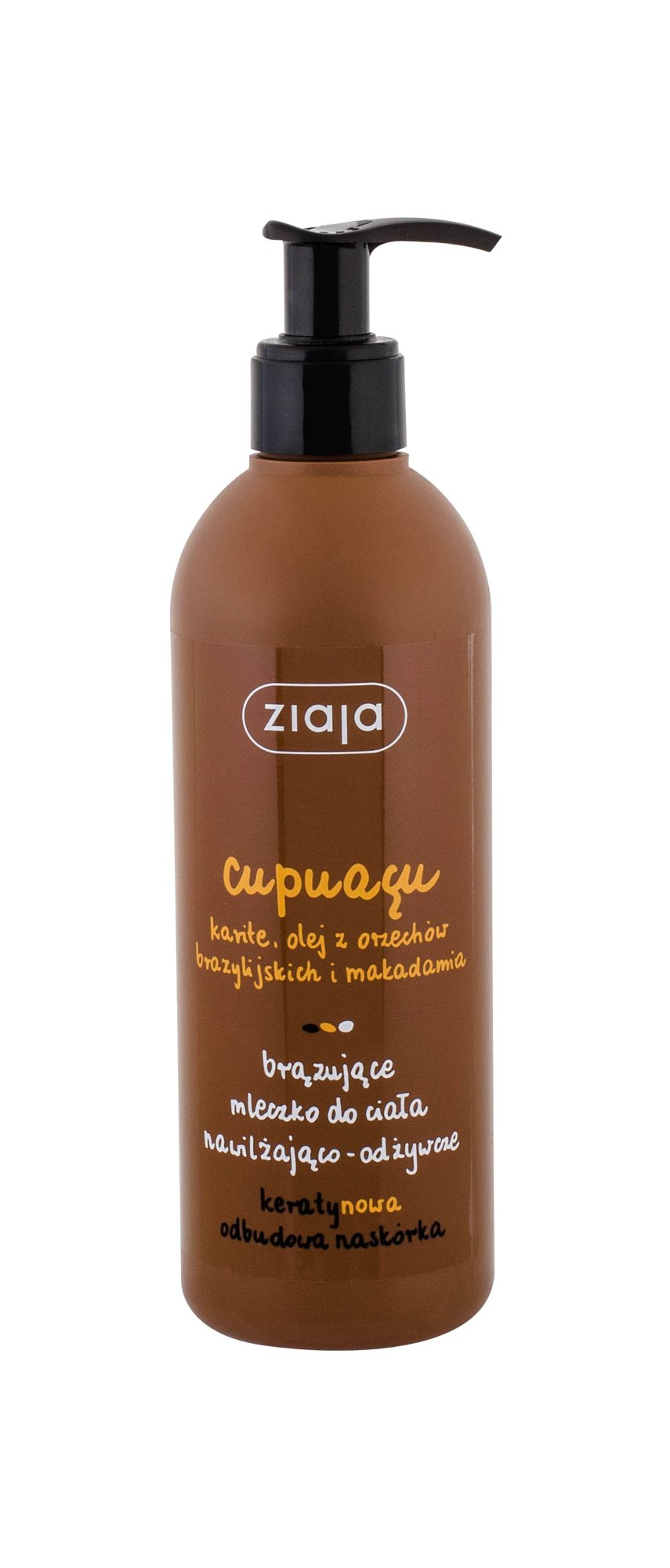 Ziaja Cupuacu Body Lotion 300ml