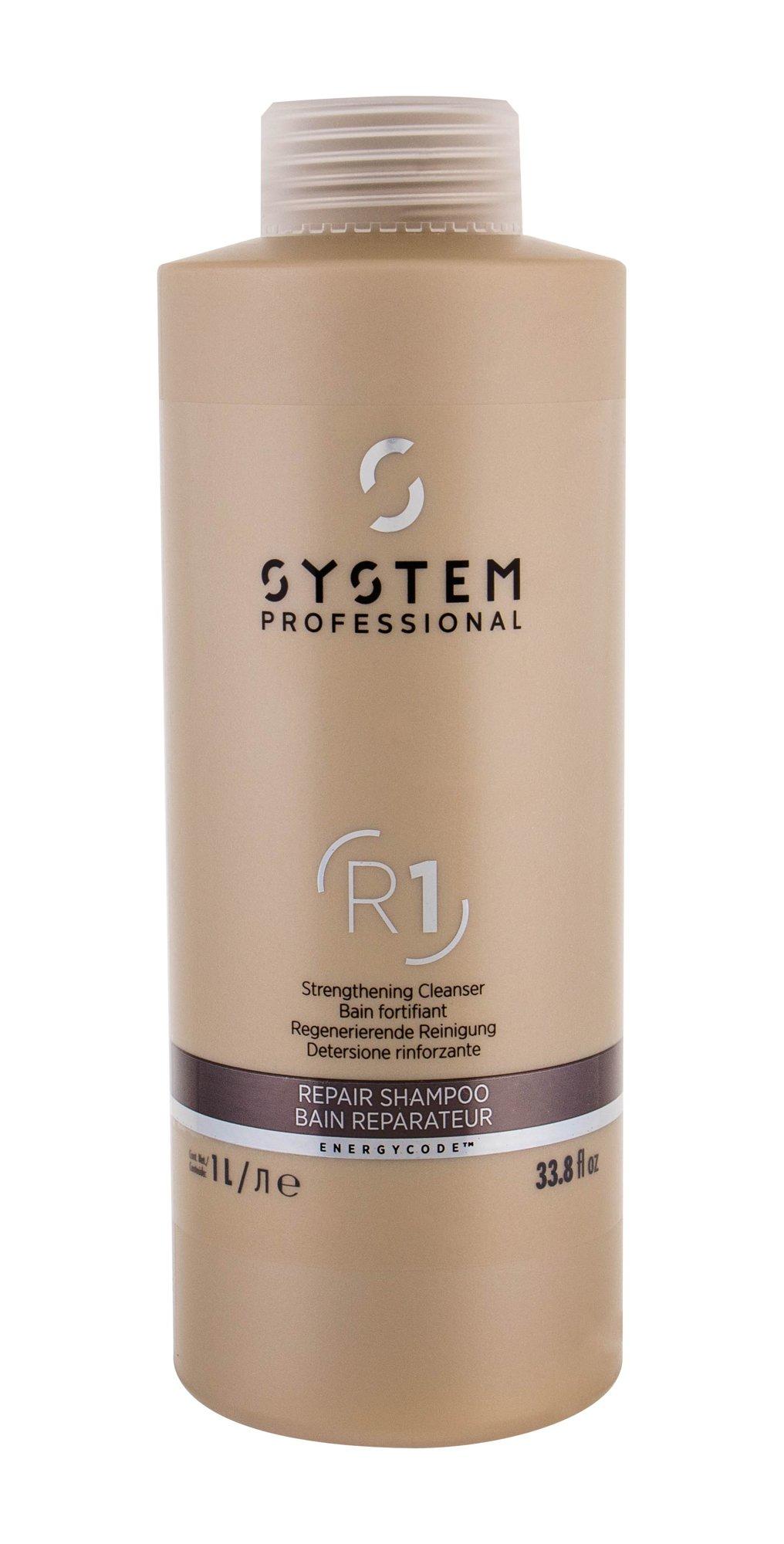 System Professional Repair Shampoo 1000ml