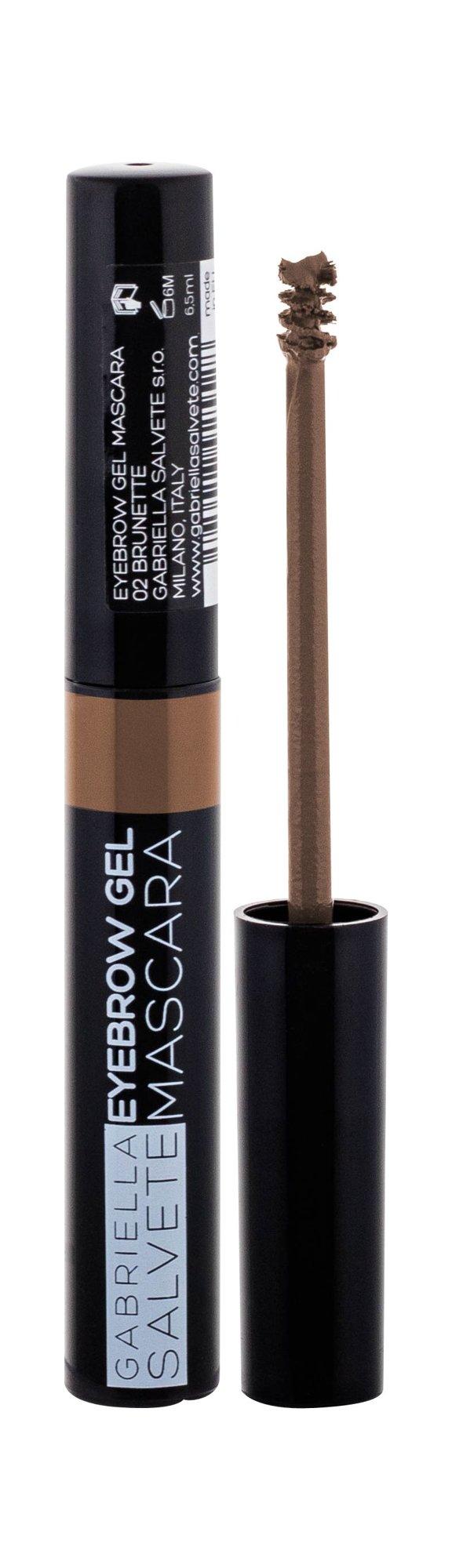 Gabriella Salvete Eyebrow Gel Eyebrow Mascara 6,5ml 01 Light Brown