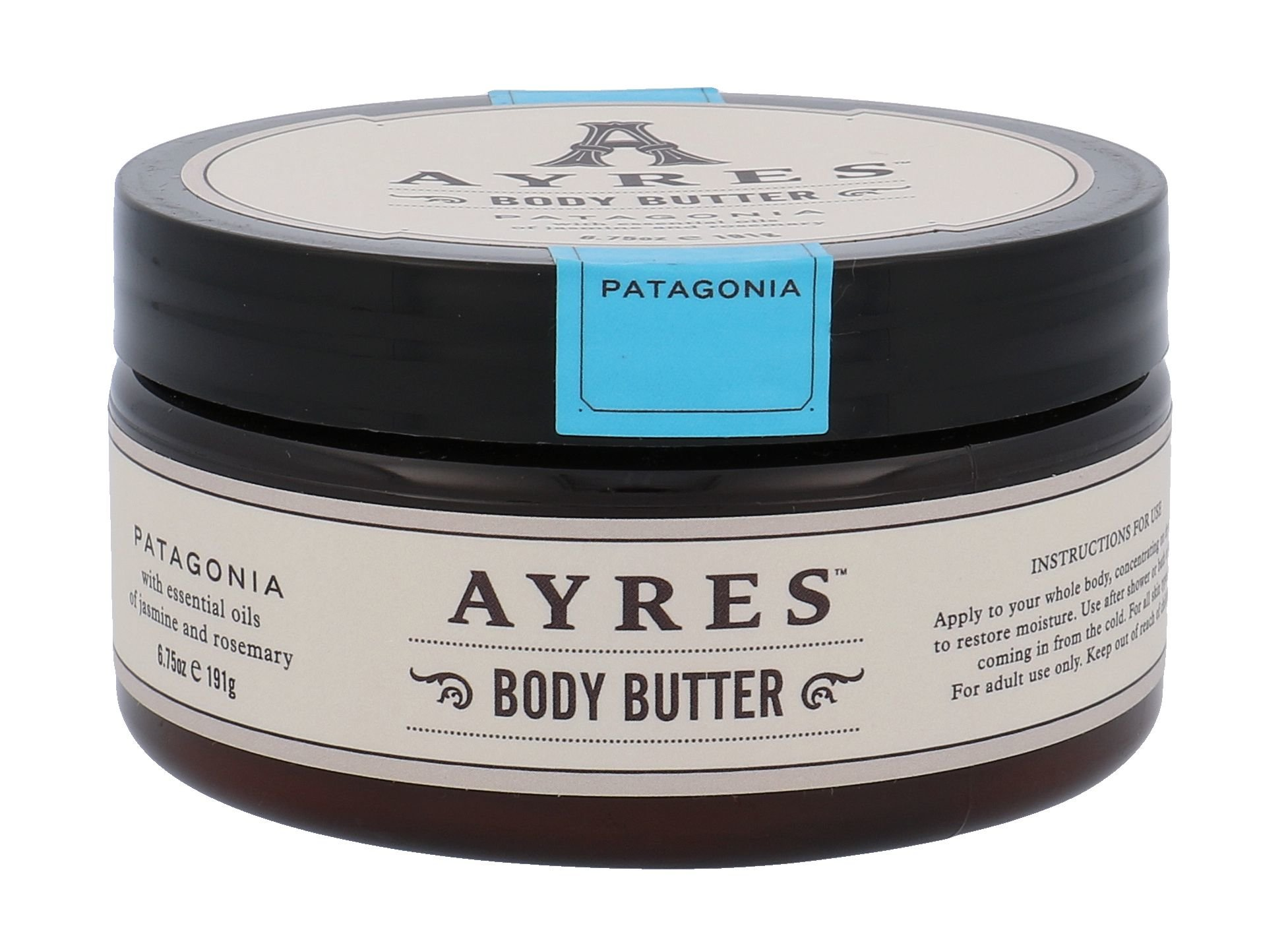Ayres Patagonia Body Butter Cosmetic 191g