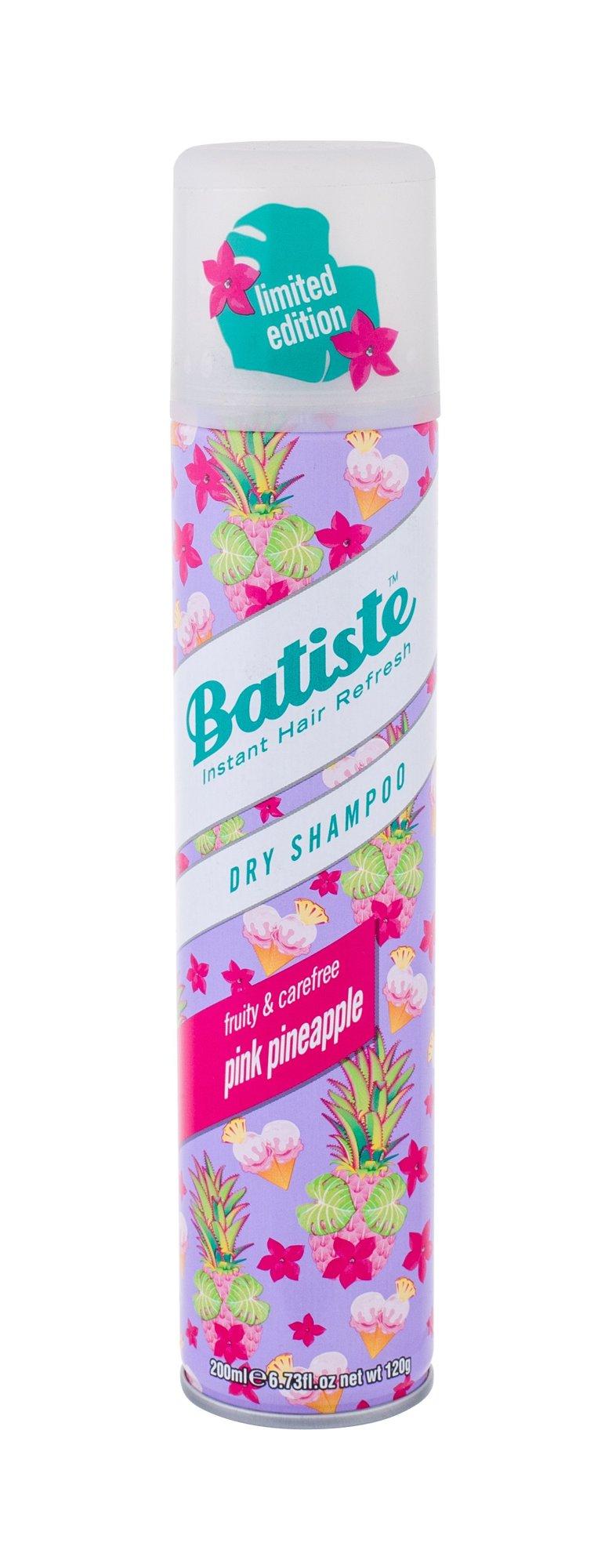 Batiste Pink Pineapple Dry Shampoo 200ml