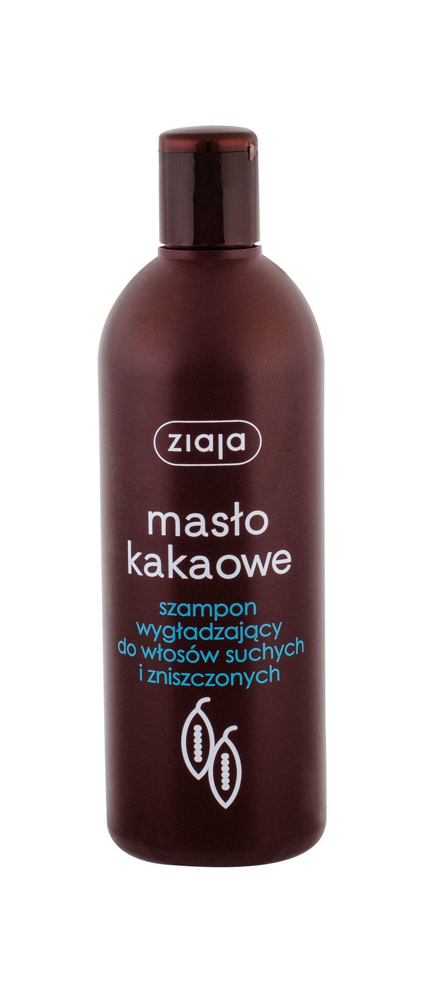 Ziaja Cocoa Butter Shampoo 400ml