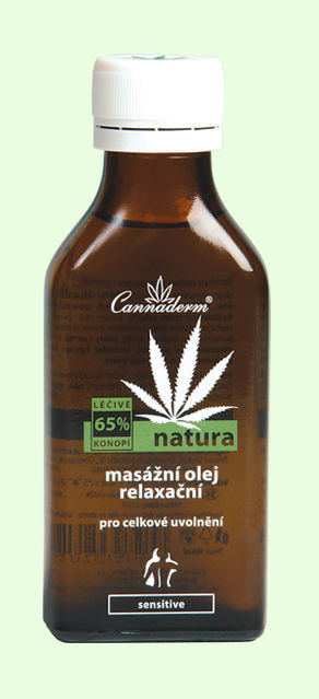 Cannaderm Natura Cosmetic 100ml