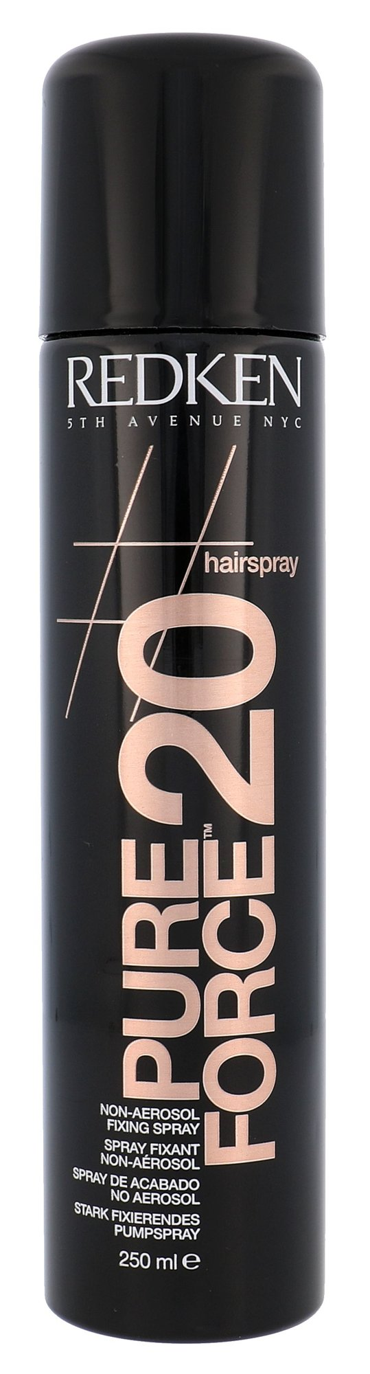 Redken Pure Force 20 Cosmetic 250ml