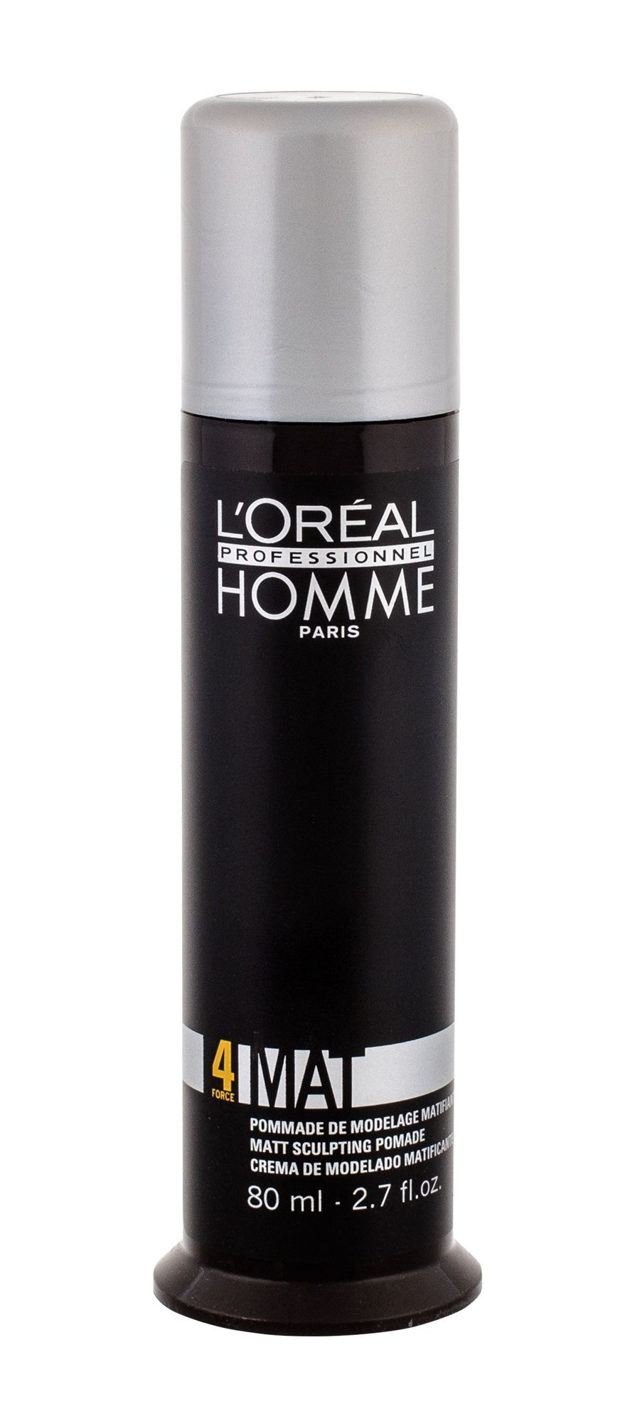 L´Oreal Paris Homme Mat Pommade Cosmetic 80ml