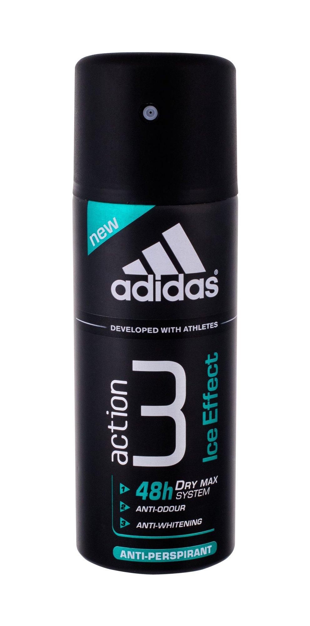Adidas Action 3 Ice Effect Antiperspirant 150ml