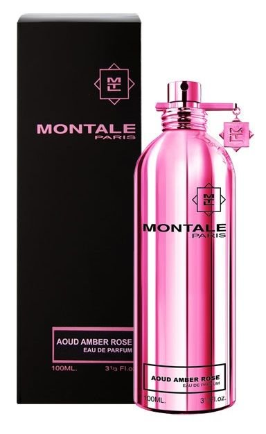 Montale Paris Aoud Amber Rose EDP 100ml