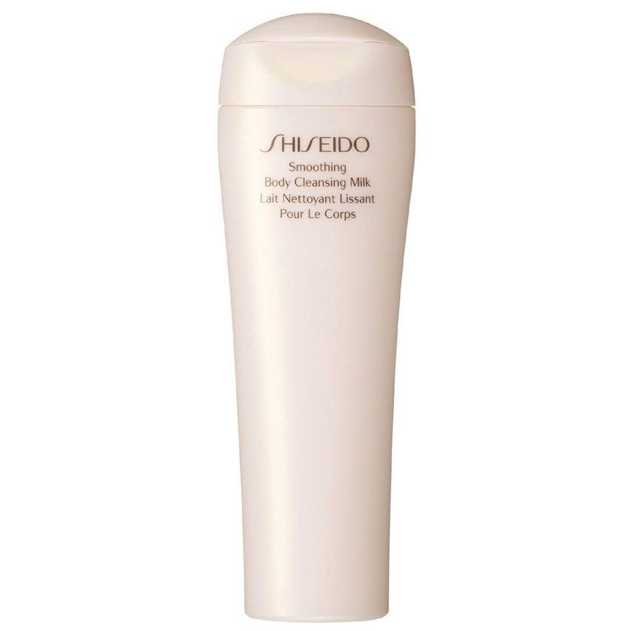 Shiseido Smoothing Body Cleansing Milk Cosmetic 200ml