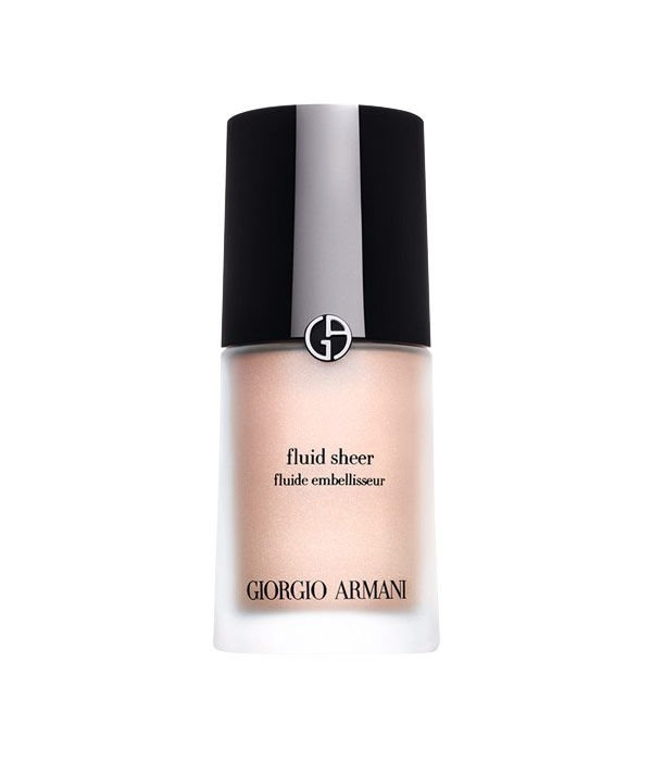 Giorgio Armani Fluid Sheer Cosmetic 30ml 3 Copper