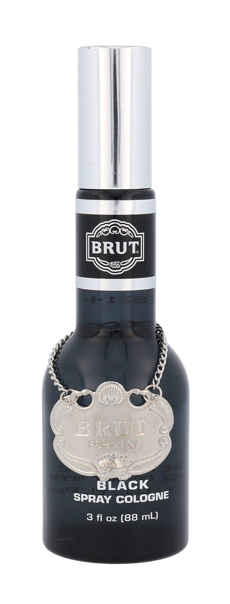 Odekolonai Brut Black