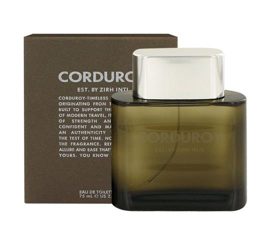 ZIRH Corduroy EDT 125ml