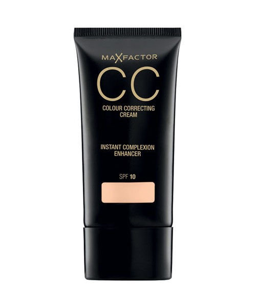 Max Factor CC Colour Correcting Cream Cosmetic 30ml 30 Light