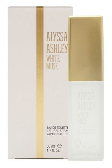 Alyssa Ashley White Musk EDP 50ml