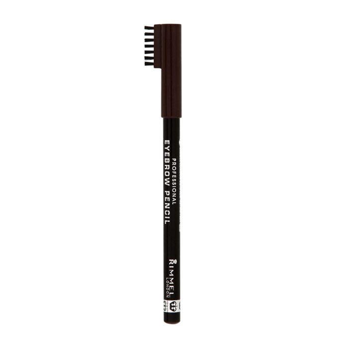 Rimmel London Professional Eyebrow Pencil Cosmetic 1,4ml 001 Dark Brown