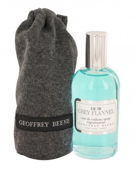 Geoffrey Beene Eau de Grey Flannel EDT 120ml