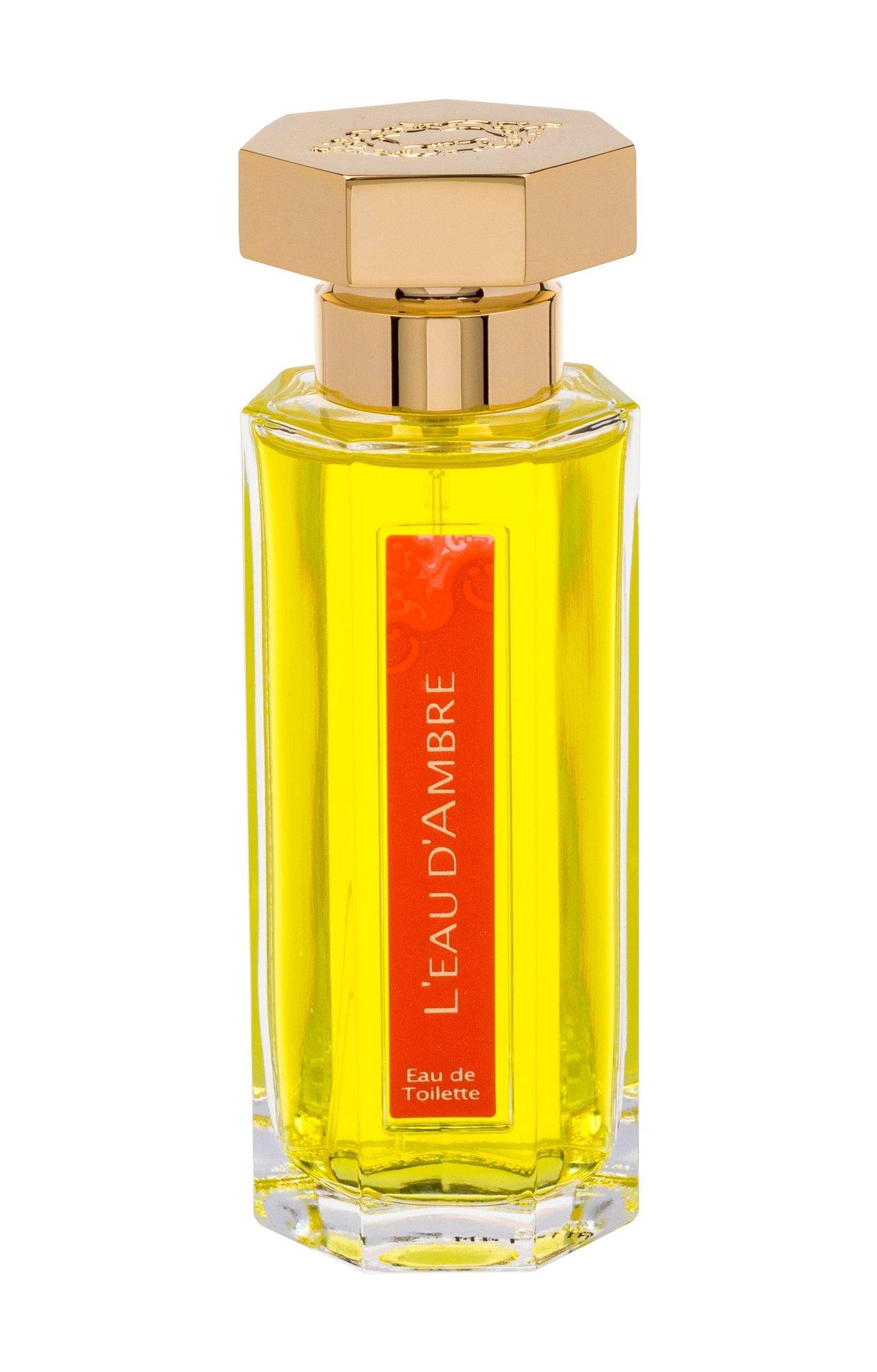 L´Artisan Parfumeur L´Eau d´Ambre EDT 50ml
