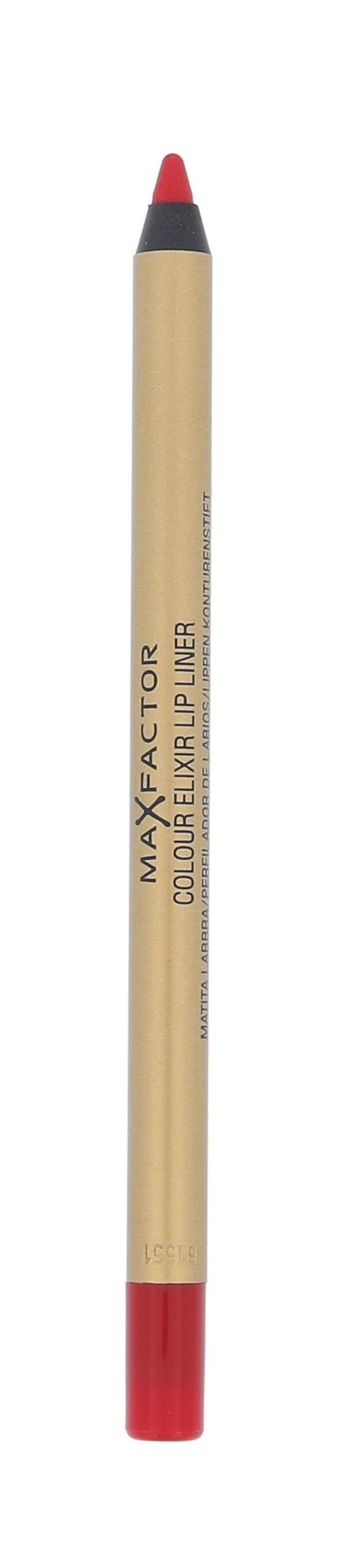 Max Factor Colour Elixir Cosmetic 2ml 10 Red Rush