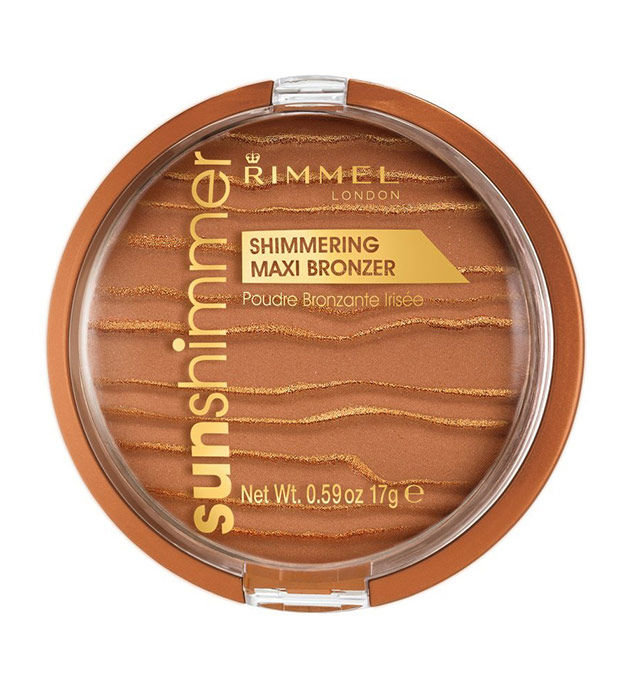 Rimmel London Sun Shimmer Maxi Cosmetic 17ml 001 Sun Kiss