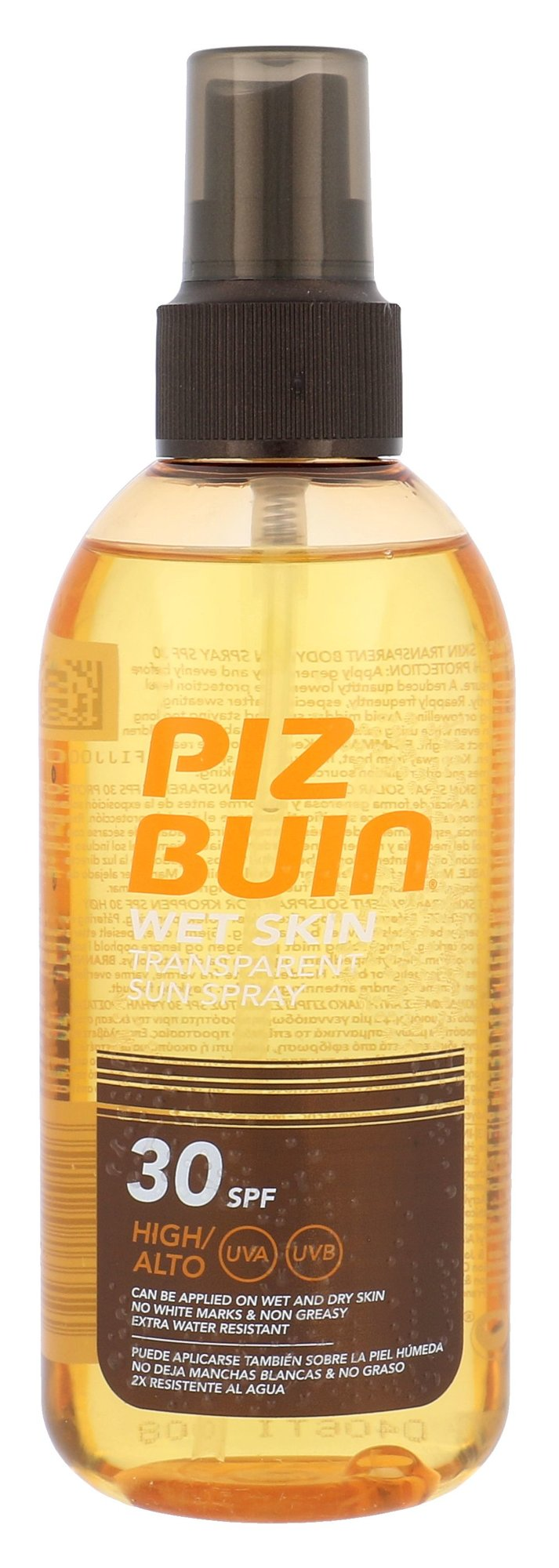 PIZ BUIN Wet Skin Cosmetic 150ml