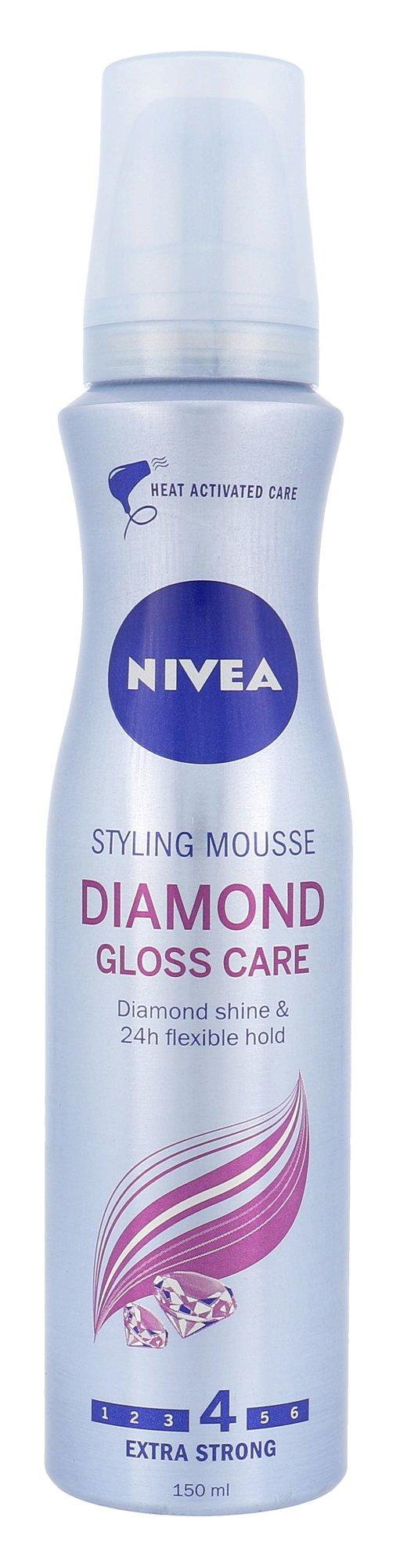 Nivea Diamond Gloss Care Cosmetic 150ml