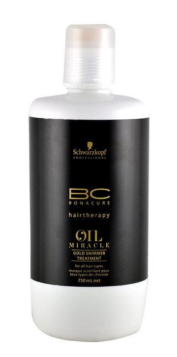 Schwarzkopf BC Bonacure Oil Miracle Cosmetic 750ml