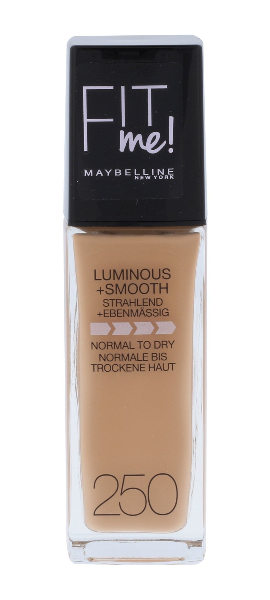 Maybelline Fit Me! Cosmetic 30ml 250 Sun Beige
