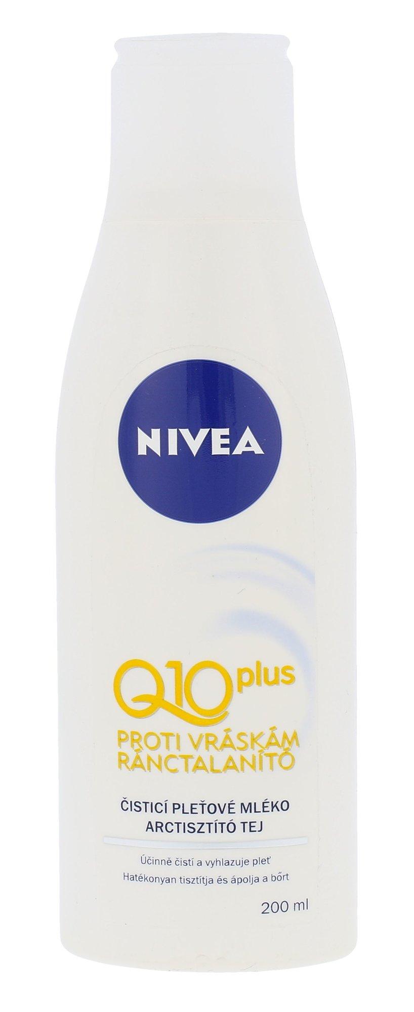 Šveitikliai ir tonikai veidui Nivea Q10 Plus