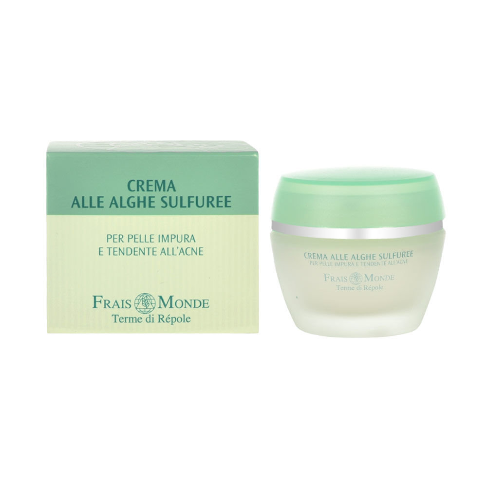 Frais Monde Sulphurous Algae Cream Cosmetic 50ml