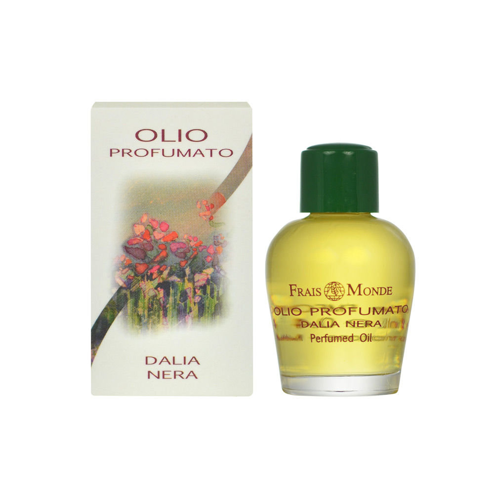 Frais Monde Black Dahlia Perfumed oil 12ml