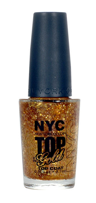 NYC New York Color Top of the Gold Cosmetic 9,7ml 010 Top of the Gold