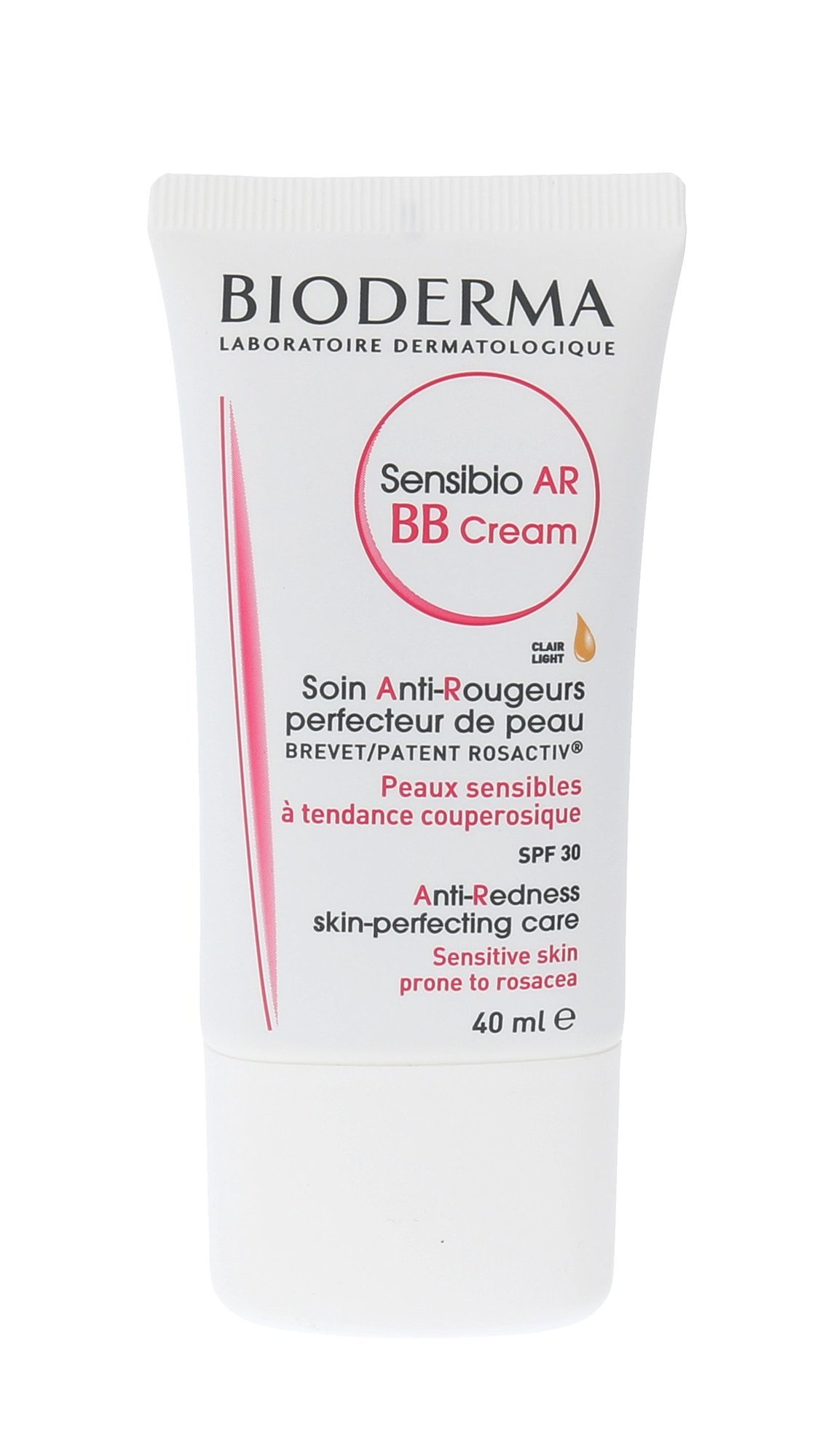 BIODERMA Sensibio Cosmetic 40ml Clair Light