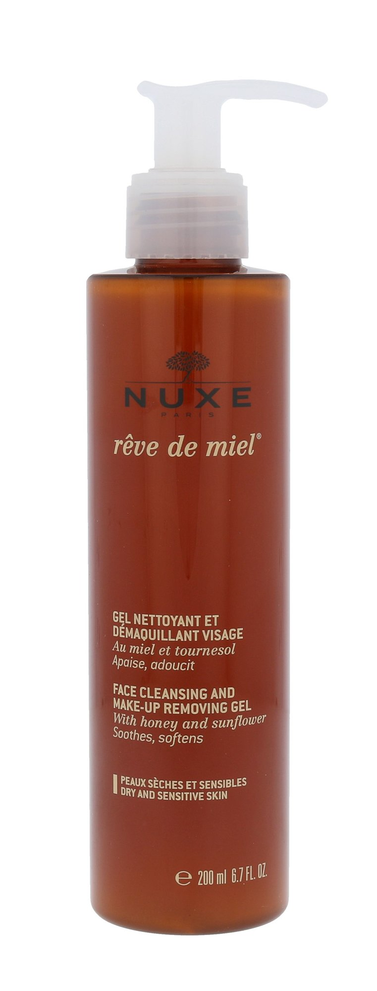 NUXE Reve de Miel Cosmetic 200ml