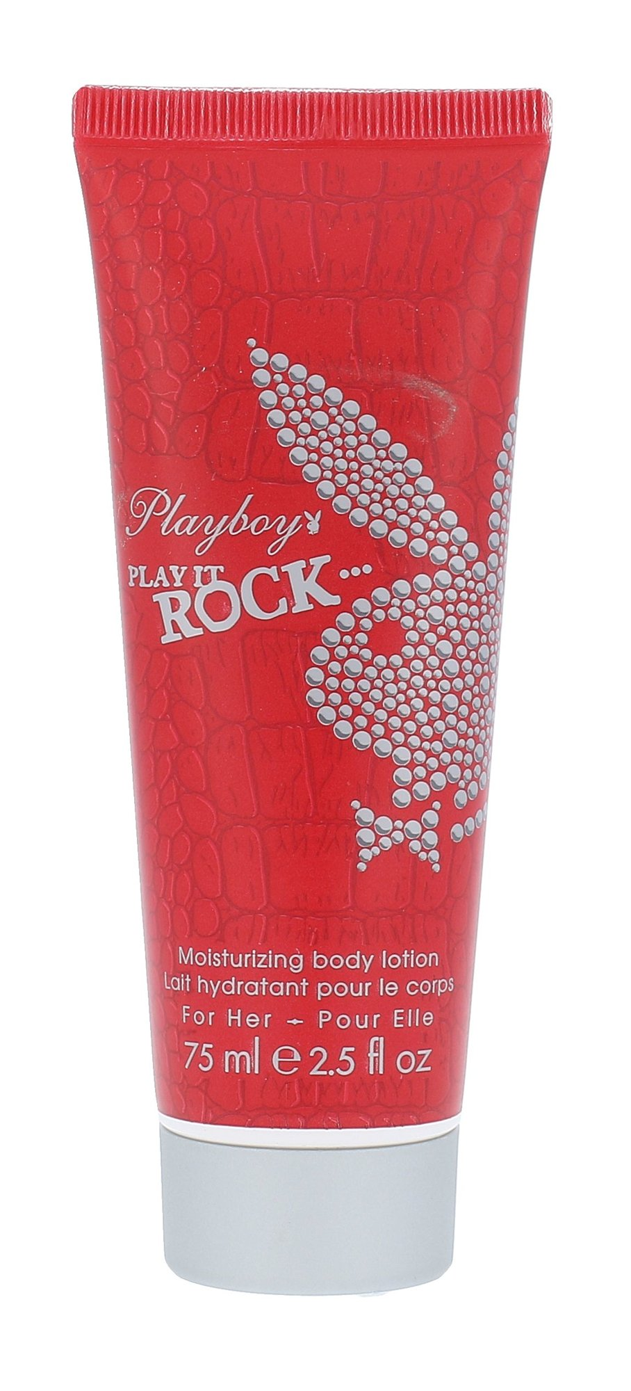 Playboy Play It Rock Body lotion 75ml
