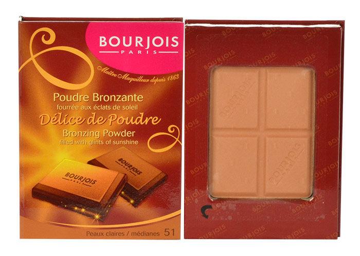 BOURJOIS Paris Delice De Poudre Cosmetic 16,5ml 51