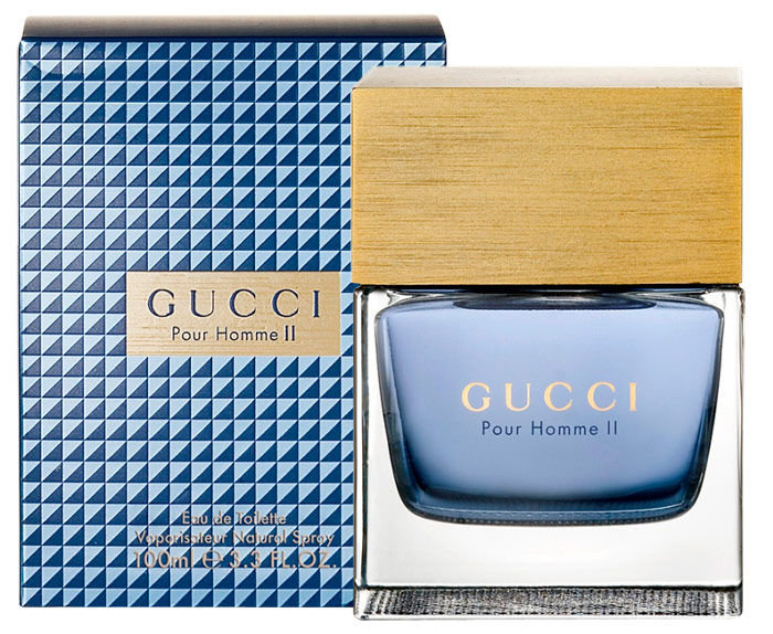Gucci Pour Homme II. EDT 100ml