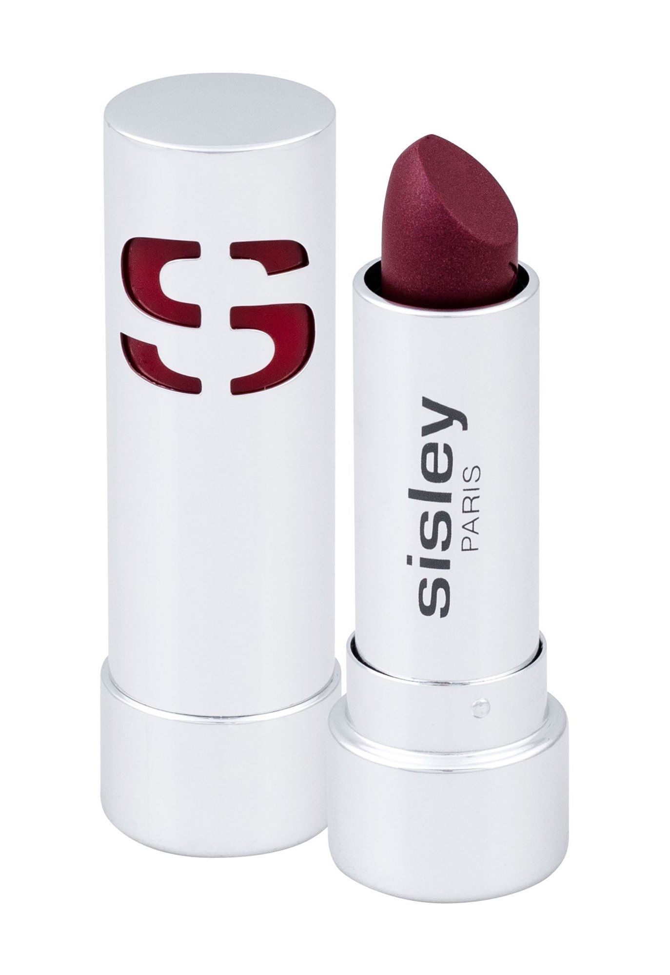 Sisley Phyto Lip Shine Lipstick Cosmetic 3g 12 Sheer Plum