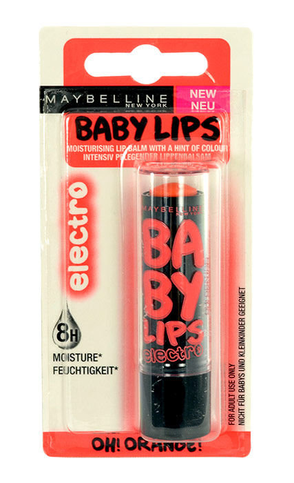Maybelline Baby Lips Cosmetic 4,4ml Berry Bomb
