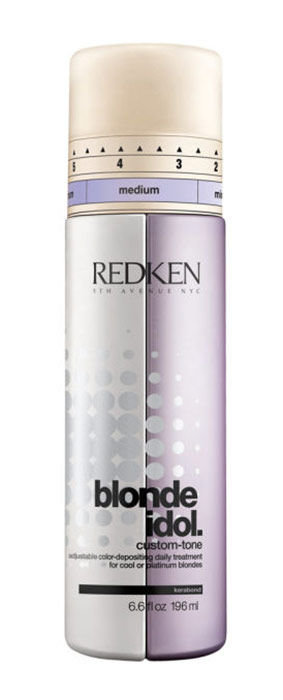 Redken Blonde Idol Custom Tone Violet Conditioner Cosmetic 196ml