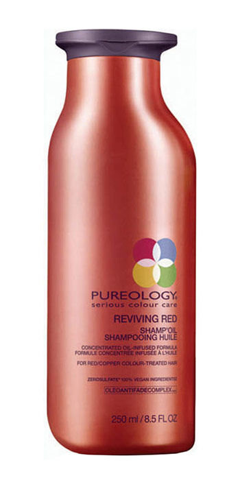 Redken Pureology Reviving Red Shamp´Oil Cosmetic 250ml